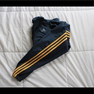 Adidas Retro Striped Jacket (L)